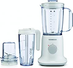 Kenwood Countertop Blender - BL237, White, Plastic.