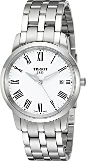ساعة تيسوت كلاسيك دريم T033.410.11.013.01 للرجال