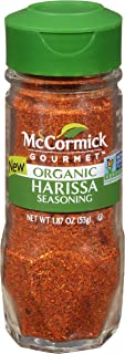 McCormick Gourmet Organic Harissa, 1.87 oz