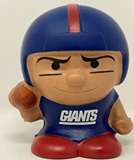 Party Animal Giants Quarterback QB Jumbo SqueezyMates NFL Figurine - 5 Inches Tall
