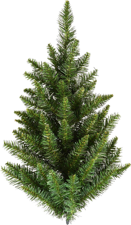Vickerman 2' Camdon Fir Half Christmas Wall SALENEW very popular Artificial Unl Direct stock discount Tree
