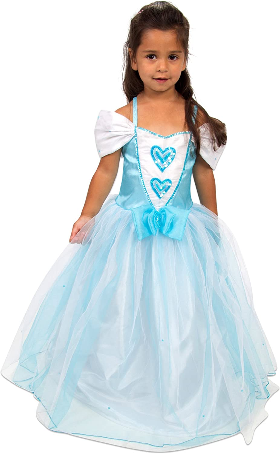 Lucy Locket Ice Princess Dress