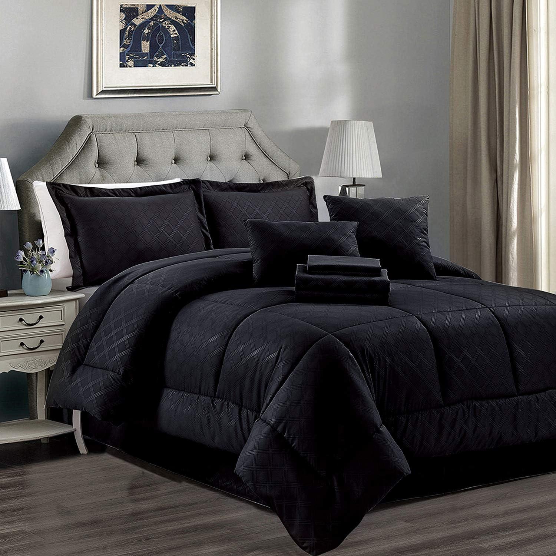 JML Comforter Set 10 Piece 67% OFF of fixed price Microfiber wi latest Sets Bedding