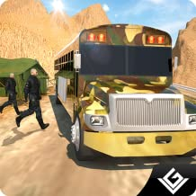 Offroad Pickup Army Bus Transport Simulator Adventure: Transporter Of Military Force In Euro Coach Drive Sim 3D