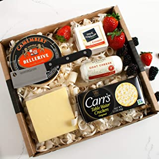 Champagne Cheese Assortment in Gift Box (26.2 ounce)