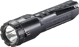 Streamlight 68752 Dualie 3AA Dual Beam Flashlight 140 Lumen Spot Beam and 140 Lumen Downward Facing Flood Light w/Built in Clip and Alkaline Batteries, Black - 140 Lumens