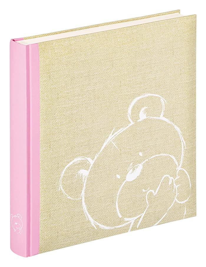 Walther Design UK Dreamtime, Pink 151?Baby Photo Album 28?x 30.5?cm