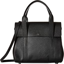 Shinola Detroit Small Soft Satchel Luxe Grain SS