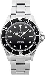 Best pre owned rolex submariner stainless steel Reviews