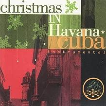 Christmas in Havana Cuba