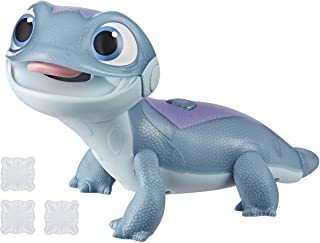 Disney Frozen Fire Spirit's Snowy Snack, Salamander Toy with Lights, Inspired 2 Movie