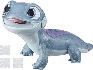 Disney Frozen Fire Spirit's Snowy Snack, Salamander Toy with Lights, Inspired 2 Movie