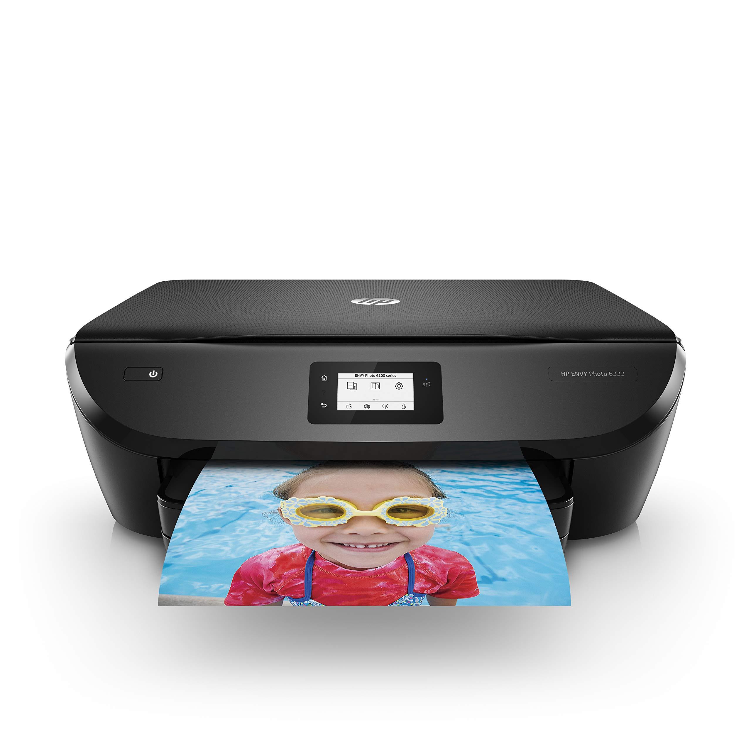 HP Photo 6222 Wireless Printer