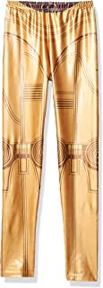 Rubie's Adult Star Wars C-3PO Costume Leggings