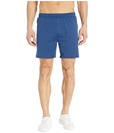 Rhone 6 Swift Knit Shorts Lined (Maritime Heather) Men