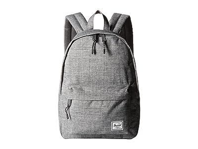 Herschel Supply Co. Classic Mid-Volume (Raven Crosshatch) Backpack Bags