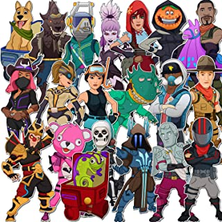 Stickers for SuperHeros Video Games Character [20PCS] - Gaming Party Favor Supplies Sticker for Hydro Flasks Water Bottles Laptop Luggage - Graffiti Decals for Kids Boys Teen Gamer Decoration