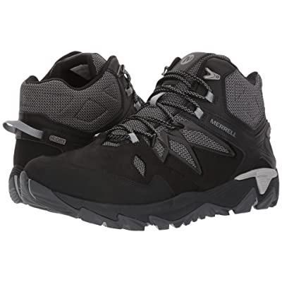 Merrell All Out Blaze 2 Mid Waterproof (Black) Men