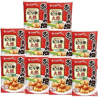 ニチノウ食品 おつまみ畑 ピリ辛大根の素 ×10袋