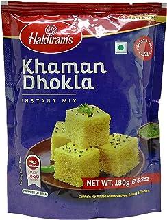 Haldirams Instant Mix Khaman Dhokla, 180 gm