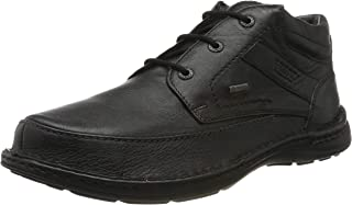 FRETZ men Livingstone Chukka Boots, Black (Noir 51)