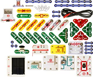 Snap Circuits UC-60 Electronics Exploration Upgrade Kit | SC-100 to SC-750 | Upgrade Junior to Extreme