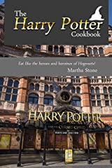 The Harry Potter Cookbook: Eat like the heroes and heroines of Hogwarts! Kindle Edition