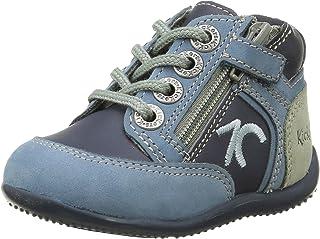 Kickers Barney, Chaussures Premiers Pas Garçon