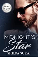 Midnight's Star: A passionate contemporary friends to lovers romance (Shades of Night Book 1) Kindle Edition