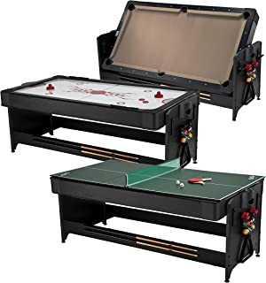 3 in 1 air hockey table