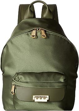 Eartha Small Backpack - Satin