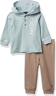 Baby Boys' 2 Pieces Bodysuit Pants Set