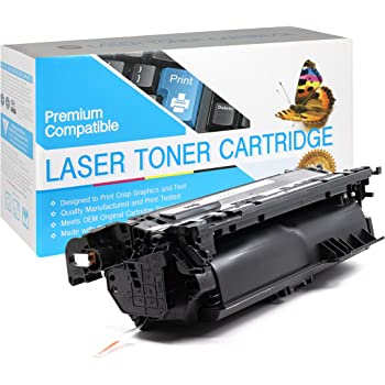 SuppliesOutlet Compatible Toner Cartridge Replacement for HP 504A CE250A Black,1 Pack