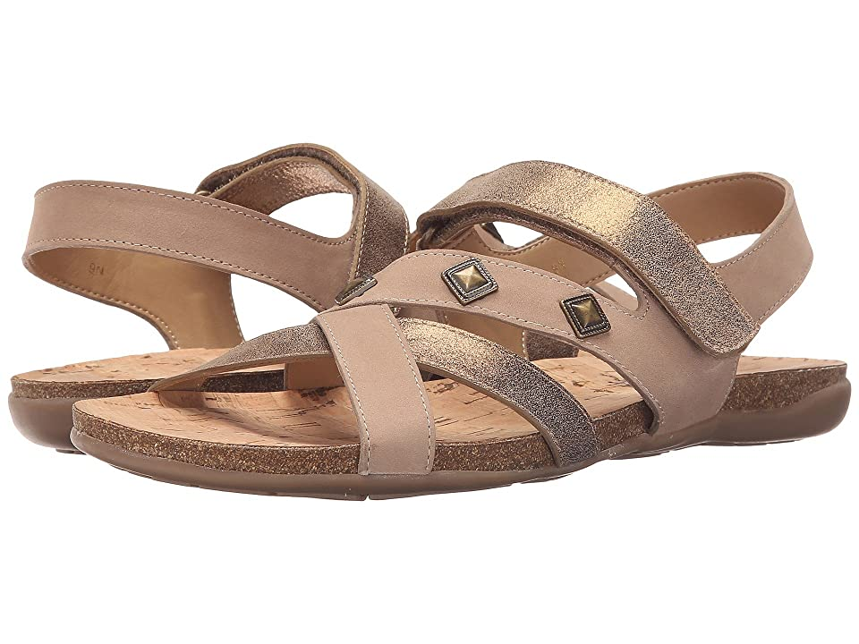 Vaneli Barry (Bronze Cipria/Taupe Soft Nabuk) Women
