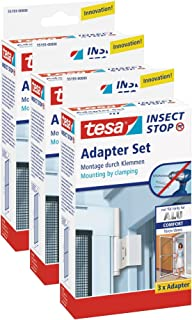3 stuks Tesa Insect Stop Adapter voor ALU COMFORT deur