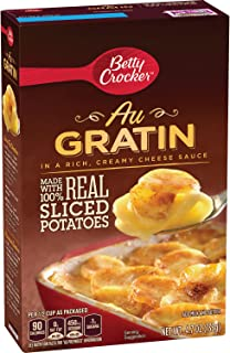 Best betty crocker au gratin potatoes box recipe Reviews