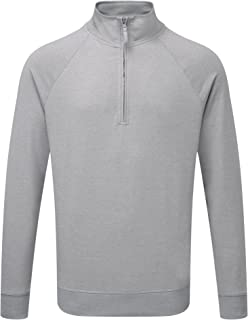 Russell Mens HD 1/4 Zip Sweatshirt
