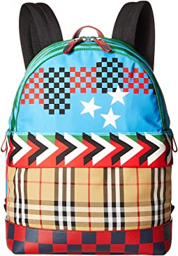 Nico Geometric Backpack