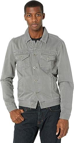 Scout Jacket in Vintage Dawn Grey