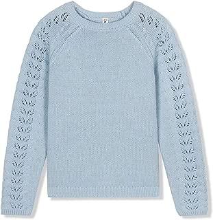 girls light blue sweater