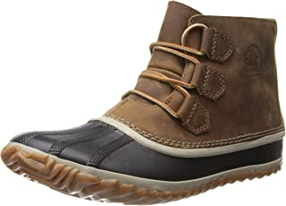 Women's Out N About Leather Rain Snow Boot