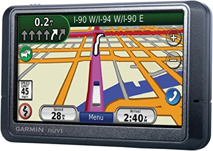 Garmin nuvi 465LMT 4.3-Inch Trucking GPS Navigator with Lifetime Map and Traffic Updates (