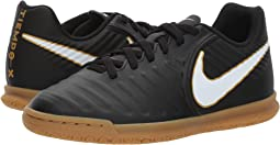 Nike Kids - TiempoX Rio IV IC Soccer (Little Kid/Big Kid)