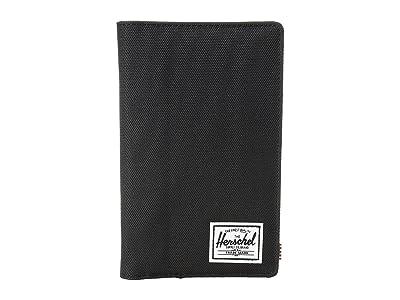 Herschel Supply Co. Search RFID (Black) Wallet Handbags