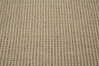 Sisal Teppich umkettelt rot 170x240cm 100/% Sisal gekettelt