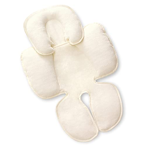 Summer Snuzzler Infant Support for Car Seats and Strollers, Ivory