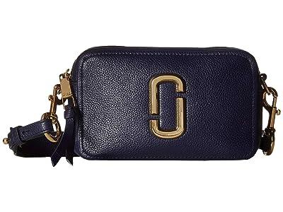 Marc Jacobs The Softshot 21 (Navy) Handbags
