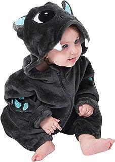 corimori 1850 – (många djur) premium baby jumpsuit kostymer, storlek 60 cm – 90 cm