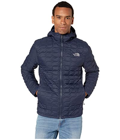 The North Face Thermoball Hoodie (Urban Navy Matte/Mid Grey) Men