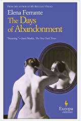 The Days of Abandonment Kindle Edition